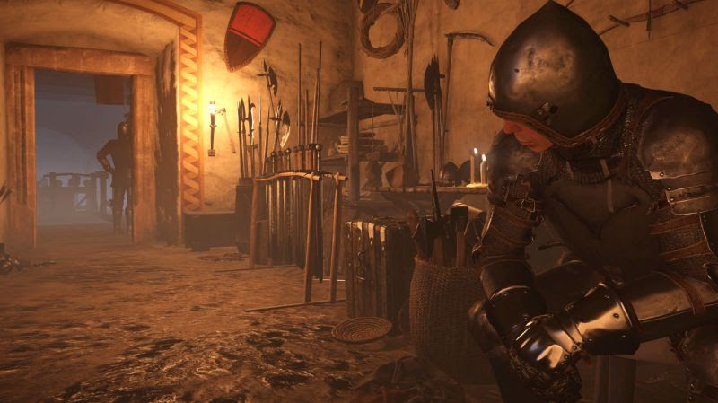 Kingdom Come Deliverance Quot Weapons Vs Armor Quot Video