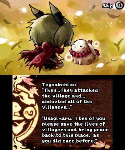 Ninja Usagimaru: The Mysterious Karakuri Castle | Bunny