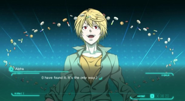 Psycho-Pass: Mandatory Happiness | Circle of Drugs