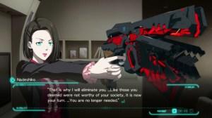 Psycho-Pass: Mandatory Happiness   Nadeshiko