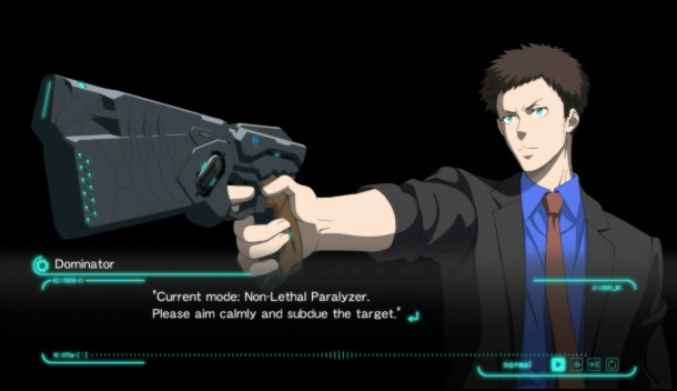 Psycho-Pass: Mandatory Happiness | Takuma
