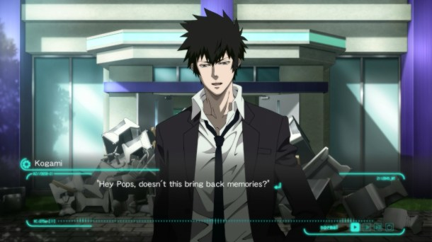 Psycho-Pass: Mandatory Happiness | Togami