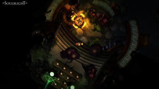 Soulblight | Dark Corridors