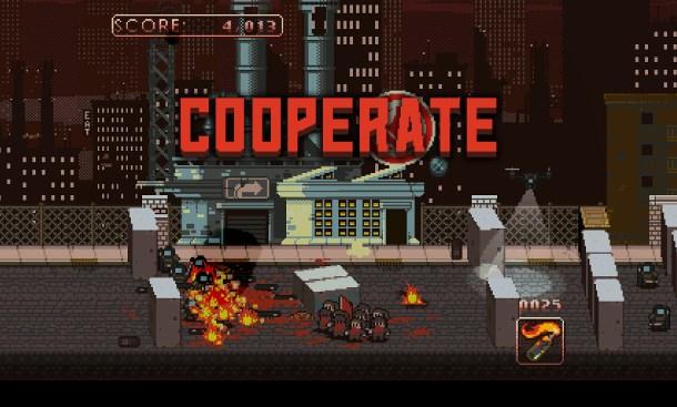 Tonight We Riot | Cooperate
