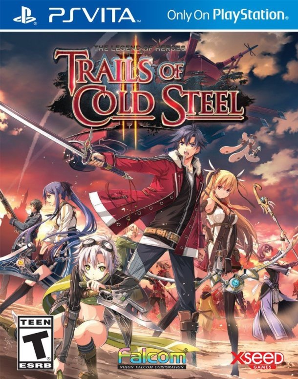 The Legend of Heroes: Trails of Cold Steel II | oprainfall