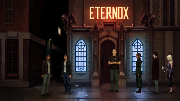 Unavowed | Club Eternox