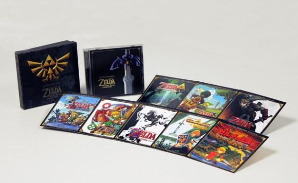 Zelda CD2