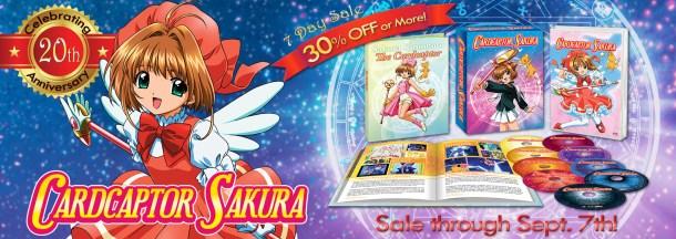 Cardcaptor Sakura   Sale