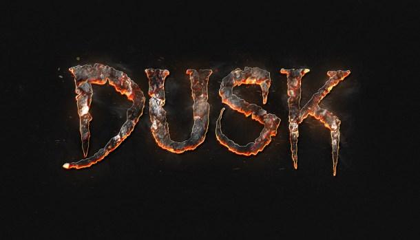 DUSK | Logo
