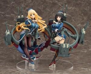Kantai Collection | Takao and Atago Figure