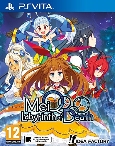 MeiQ: Labyrinth of Death | oprainfall