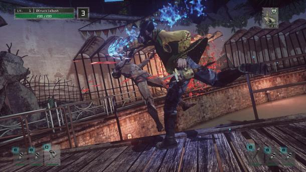 Let It Die | Rage Punch