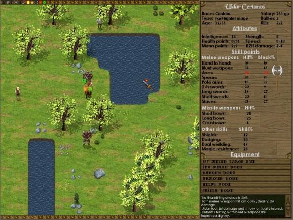Battles of Norghan | Battle