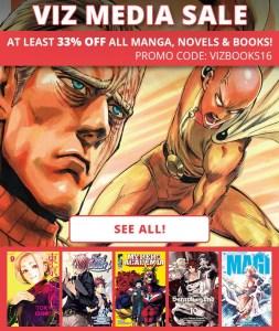 Viz   Book Sale
