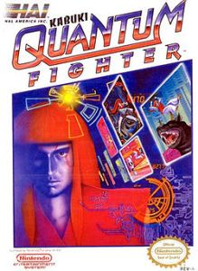 Kabuki Quantum Fighter | oprainfall