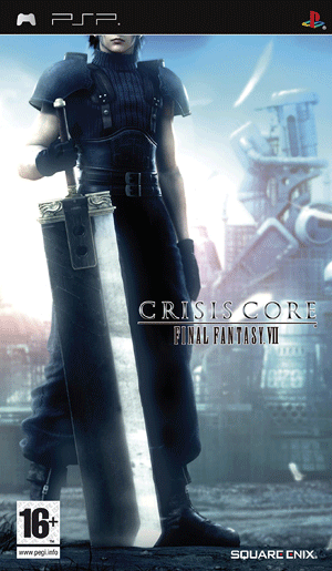 Countdown to Final Fantasy XV | Crisis Core Final Fantasy VII