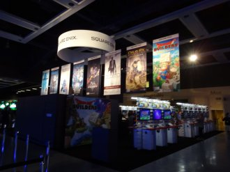 PAX West Day 1 | Square Enix