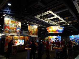 PAX West Day 1   Nintendo Booth