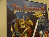 PAX West Day 2 | Tiny Barbarian