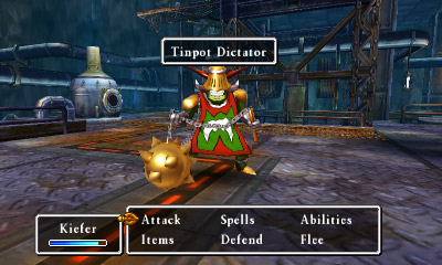Dragon Quest VII | Old School