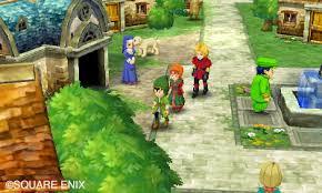 Dragon Quest VII | Town