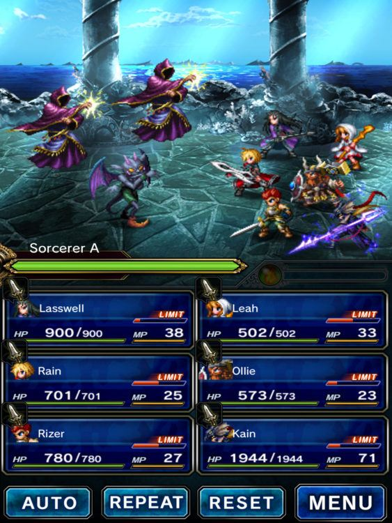 Final Fantasy Brave Exvius | Design