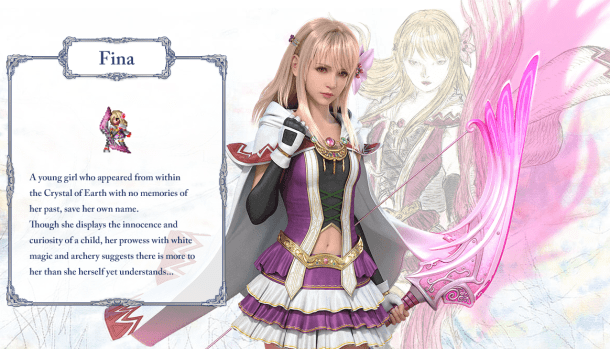 Final Fantasy Brave Exvius | Fina