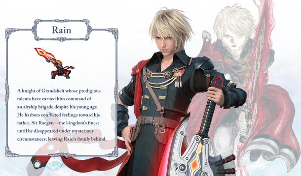 Final Fantasy Brave Exvius | Rain