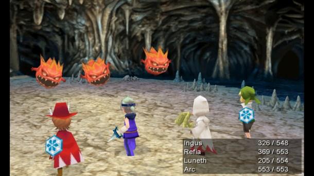 Countdown to Final Fantasy XV | Final Fantasy III Screenshot 2