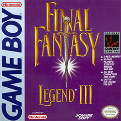 Countdown to Final Fantasy XV | Final Fantasy Legend III
