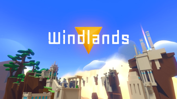 Windlands | Logo