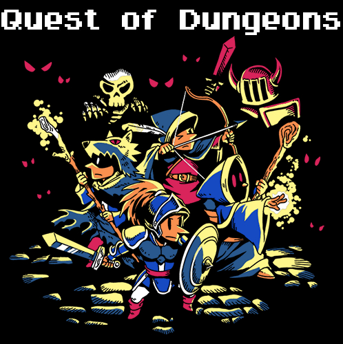oprainfall | Quest of Dungeons