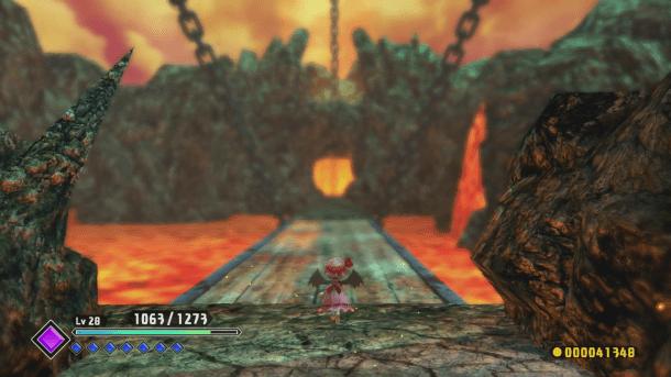 Touhou Scarlet Curiosity | Gameplay