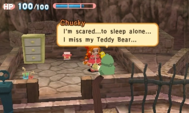 Gurumin A Monstrous Adventure 3D | Aww...