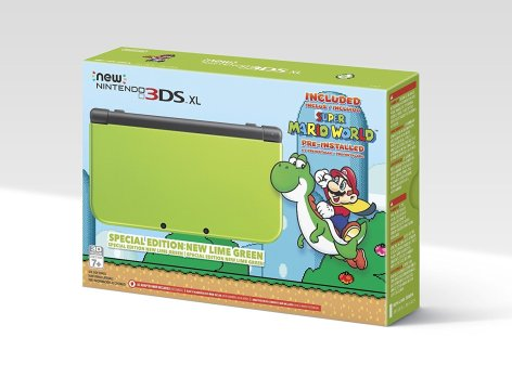 New Nintendo 3DS | Box