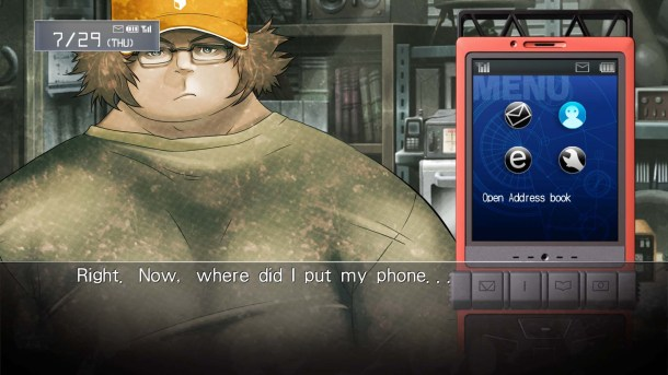 Steins;Gate | Phone