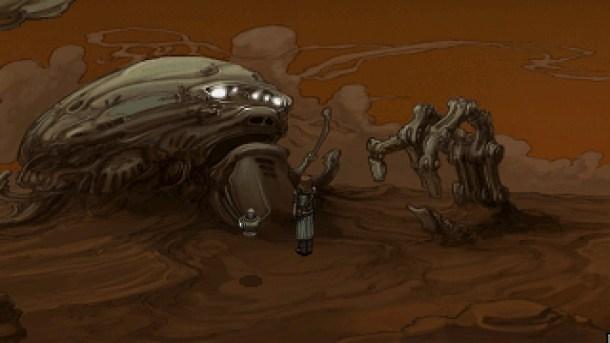 Primordia | Giant Robot