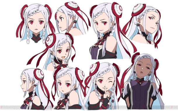 Sword Art Online: Ordinal Scale | Yuna 3