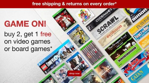 pricefall | Target, Buy 2 Get 1 Free