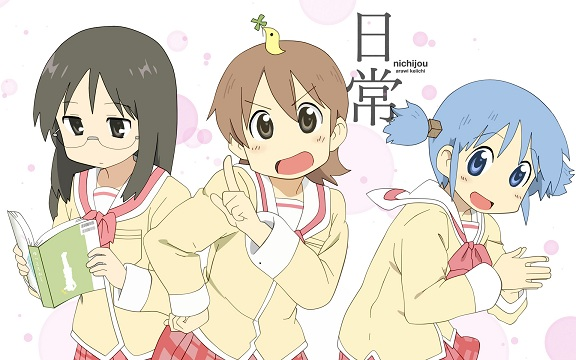Nichijou licensed by Funimation