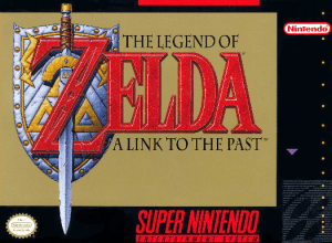 A Link to the Past   Boxart