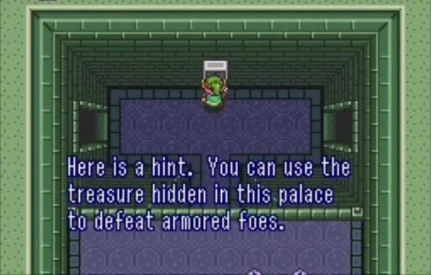 A Link to the Past | Sub Weapons