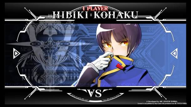 BlazBlue Central Fiction | Hibiki