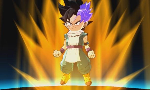 Dragon Ball Fusions | 1