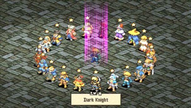 Countdown to Final Fantasy XV   Final Fantasy Tactics Screenshot 5