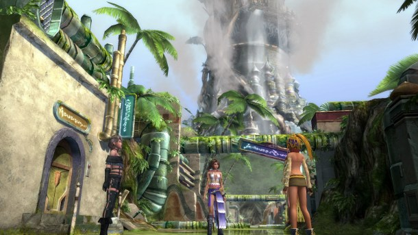 Countdown to Final Fantasy XV | Final Fantasy X-2 Screenshot 5
