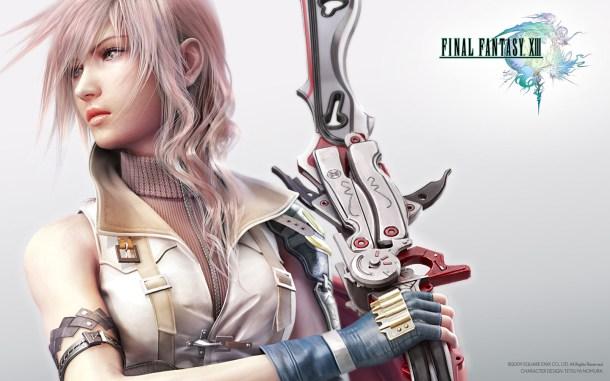 Final Fantasy XIII Countdown Image