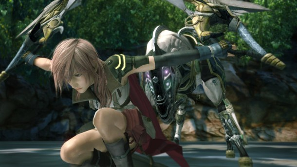 Countdown to Final Fantasy XV | Final Fantasy XIII Screenshot 1