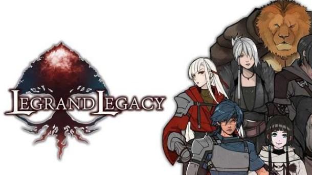 Legrand Legacy | oprainfall