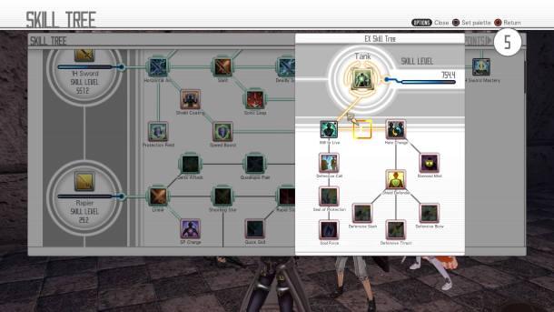 Sword Art Online: Hollow Realization | EX Skill